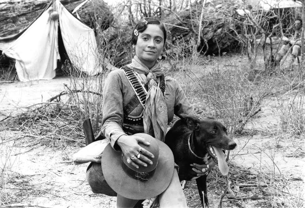 Maria Bonita mulher latino americana