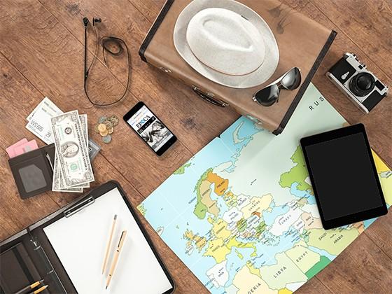Planejamento para viagens  (Foto: thinkstockphotos)