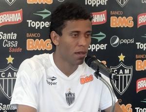 Marcos Rocha, Atlético-MG (Foto: Lucas Catta Prêta)
