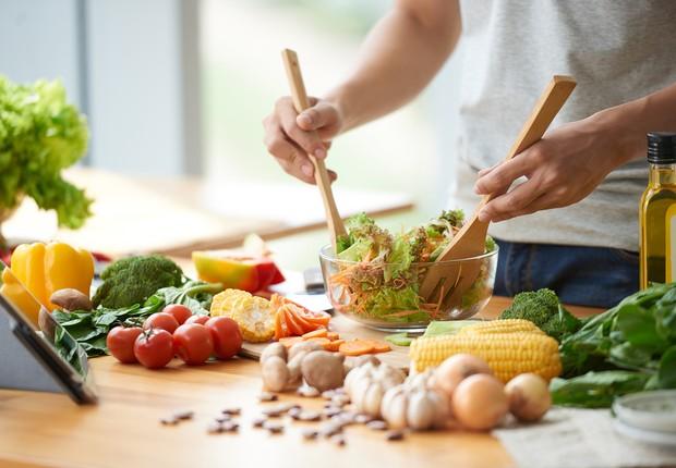 cozinha - comida - cozinhar - alimentos  (Foto: Thinkstock)