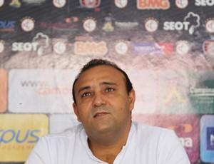Presidente do Campinense confia no time e diz que camisa não ganha jogo