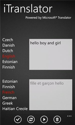iTranslator