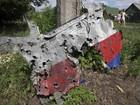 EUA não deram provas sobre ação rebelde em queda de avião, diz Rússia