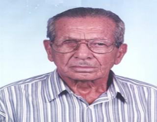 Amasilio Paulo de Campos morreu neste domingo (6), aos 93 anos de idade (Foto: Divulgação/ Jefferson Biajone)