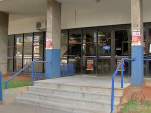 Greve no INSS dura 11 dias em Mato Grosso do Sul (Foto: Reprodução TV Morena)