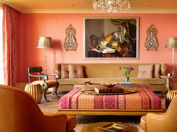 D Cor Marroquino Em San Francisco Casa Vogue Interiores