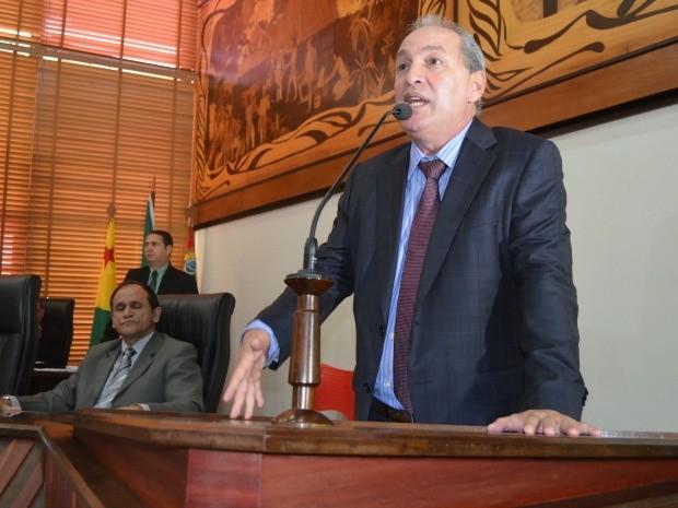 Acre Carlos Costa Telexfree (Foto: Caio Fulgêncio/G1)