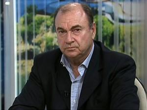 César Maia tem os direitos políticos suspensos/GNews (Foto: Reprodução Globo News)