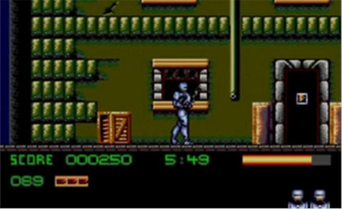 RoboCop 3 (Foto: Reprodução/Games Data Base)