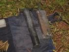 Criminosos trocam tiros com a PRF e fogem em matagal em Uberlândia