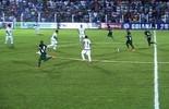 Goianésia vence Goiás com show do atacante Nonato, autor de dois gols (Reprodução/TV Anhanguera)