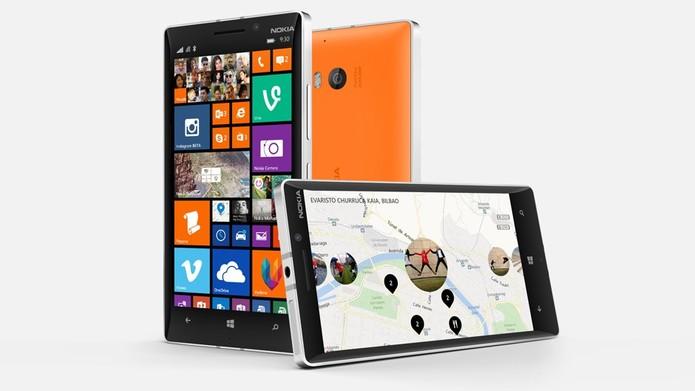Lumia 930 chega ao Brasil com câmera de 20 megapixels e Windows Phone 8.1 pelo preço de R$ 1.899 (Foto: Divulgação/Microsoft)