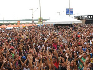 Previsão é de que mais de 150 mil pessoas participem da festa (Foto: Divulgação)