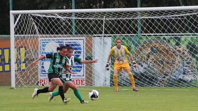 Iranduba x Manaus FC (Foto: Marcos Dantas)
