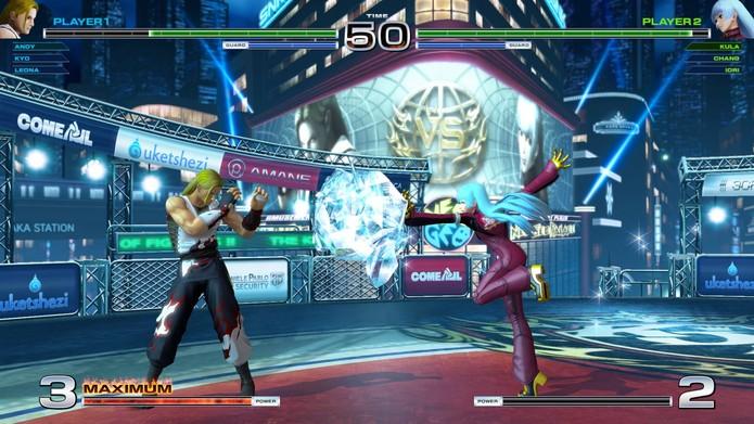 The King of Fighters 14 (Foto: Divulgação/SNK)