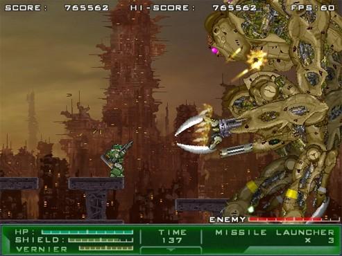 screenshot de Gigantic Army