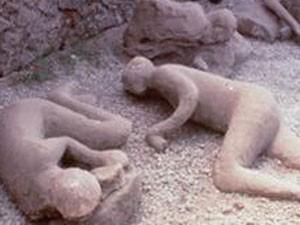 A antiga cidade de Pompeia é um dos locais turísticos mais visitados da Itália (Foto: BBC)
