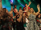 Valesca Popozuda encerra com funk coroação de reis na Grande Rio