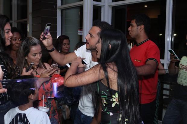 Ex-BBB Matheus e Thaynara OG (Foto: Thyago Andrade/ Brazil News)