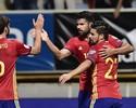 """Após dois gols, Diego Costa muda  o tom: """"Não estava jogando bem"""""""