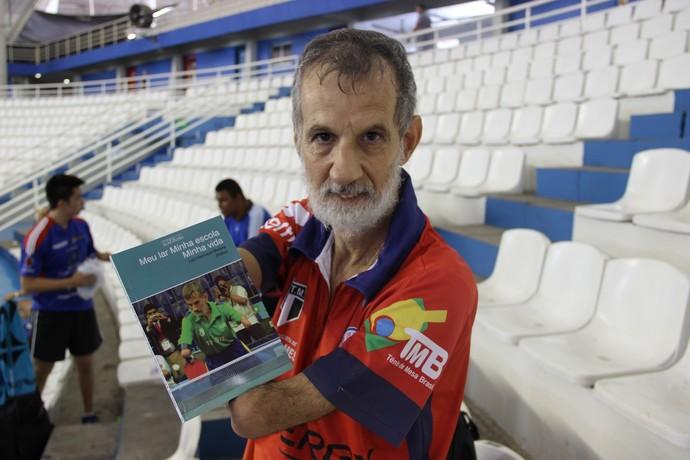 Luiz Henrique Medina o Kaíque (Foto: Diego Toledano)