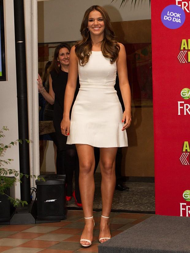 Bruna Marquezine - Look do Dia (Foto: Agnews)