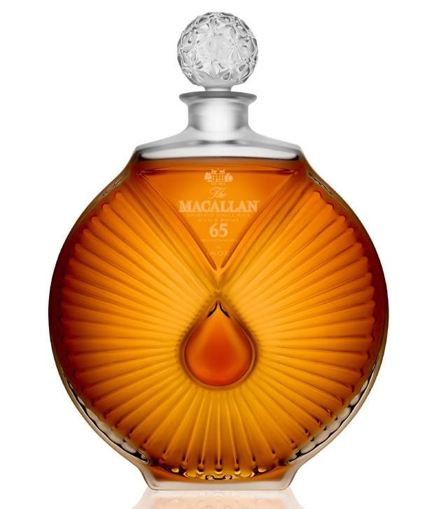 A marca irá comercializar apenas 450 decanters numerados com a preciosidade (Foto: Divulgação)