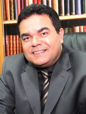 Eduardo Medeiros, candidato a presidente do Treze (Foto: Magnus Menezes / Jornal da Paraíba)