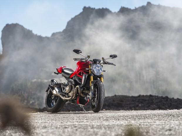 Ducati Monster 1200 (Foto: Divulgação)