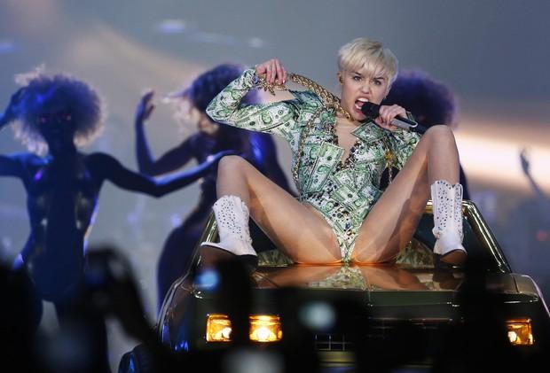 Miley Cyrus (Foto: Agência Reuters)