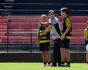 Renan Teixeira enaltece elenco e não teme concorrência no Sport