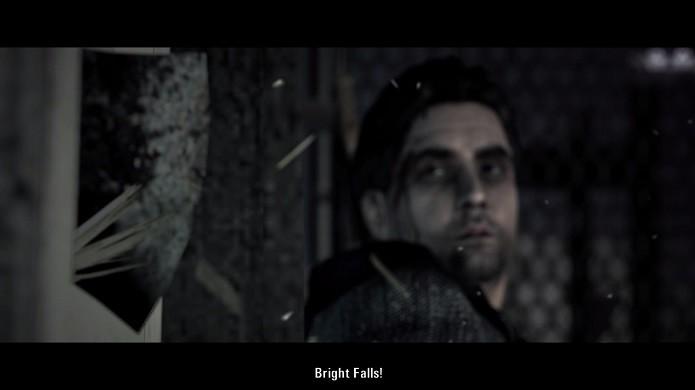 Várias cenas de Alan Wake fazem referência às adaptações cinematográficas dos livros de Stephen King (Foto: Divulgação)