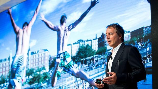 Dan Buettner (Foto: World Economic Forum / Sikarin Fon Thanachaiary)