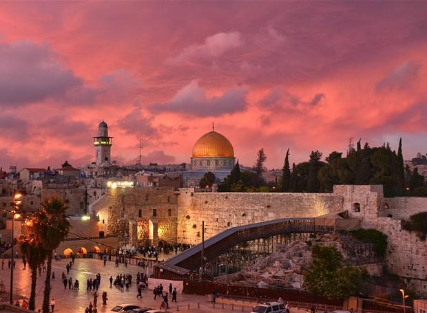 Jerusalem (Foto: Reprodução/Lonely Planet)
