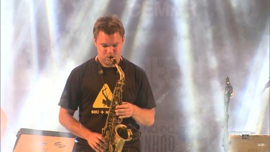 Repórter Mirante mostra mistura de sons do Lençóis Jazz e Blues Festival