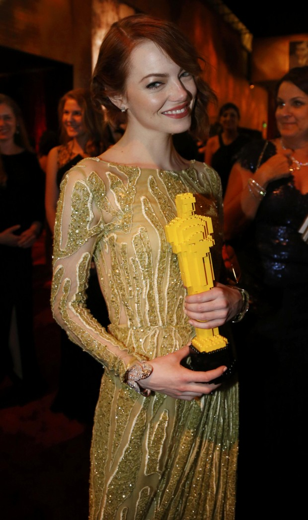Emma Stone (Foto: Reuters/Agência)