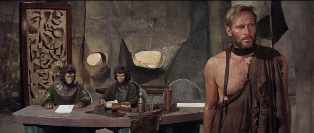 Planeta dos Macacos (1968) (Foto: Divulgao)