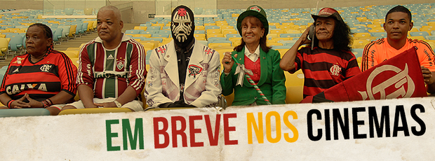 BLOG: Filme sobre a Geral do Maracanã estreia com depoimentos de Zico e Romário