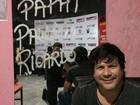 Paulo Ricardo é pai pela terceira vez aos 51: 'Maior felicidade do mundo'