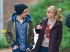 Taylor Swift é fotografada pela primeira vez com o novo namorado