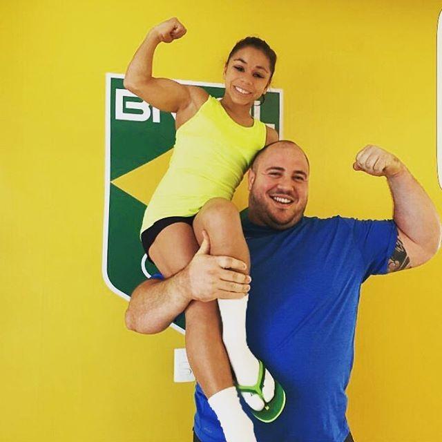 Flavia e Fernando Saraiva (Foto: Reprodução/Instagram)