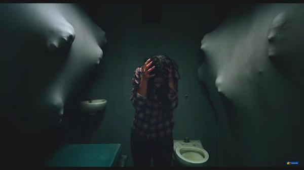 Uma cena do trailer de X-Men: Novos Mutantes da Marvel (Foto: Reprodução)