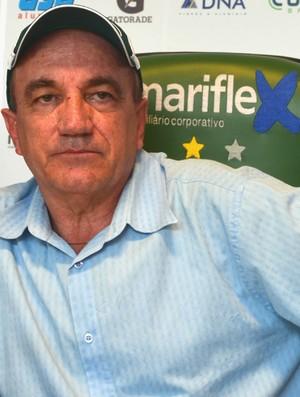 Vilson Tadei, técnico do Guarani (Foto: Murilo Borges / Globoesporte.com)