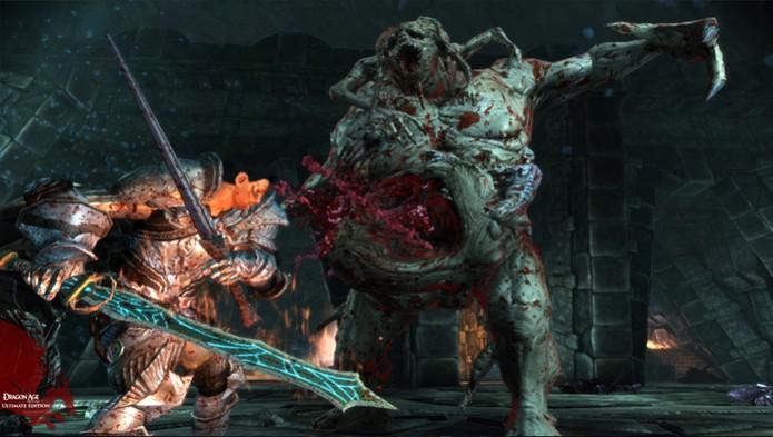 """EA deixa """"por conta da casa"""" o Dragon Age: Origins! (Foto: Divulgação)"""