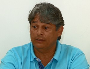 Marcelo Veiga, técnico do Mogi Mirim (Foto: Carlos Velardi/ EPTV)