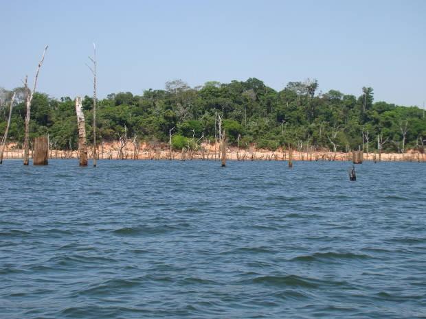 O Lago de Tucuruí foi formado a partir da construção da UHE e é uma das principais ilhas da cidade que pode ser conhecida pelo turista (Foto: Divulgação)