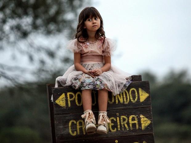 Bella é um ser especial e vai viver atrás de Caíque (Foto: Camila Camacho/ Gshow)