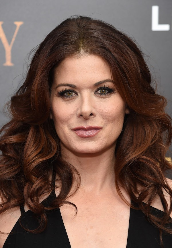A atriz Debra Messing (Foto: Getty Images)