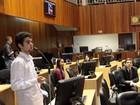 Câmara inscreve  estudantes (Marcelo Alvarenga/Câmara Municipal de Mogi das Cruzes)