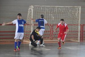 Copa Bancária de Futsal 2014 (Foto: Manoel Façanha/Arquivo Pessoal)